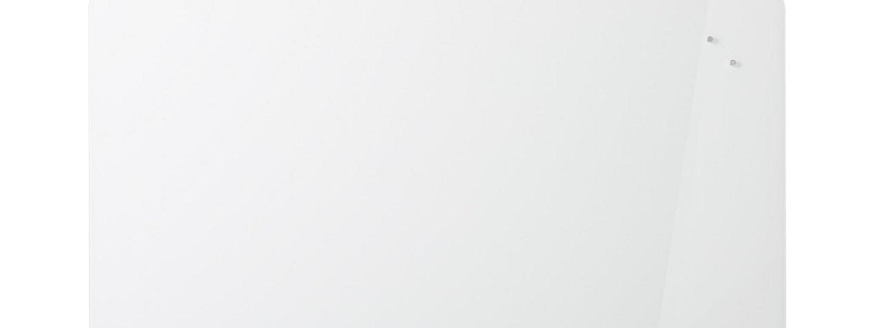 Porto-ultra-clear-white-glass-dry-erase-magnetic-board