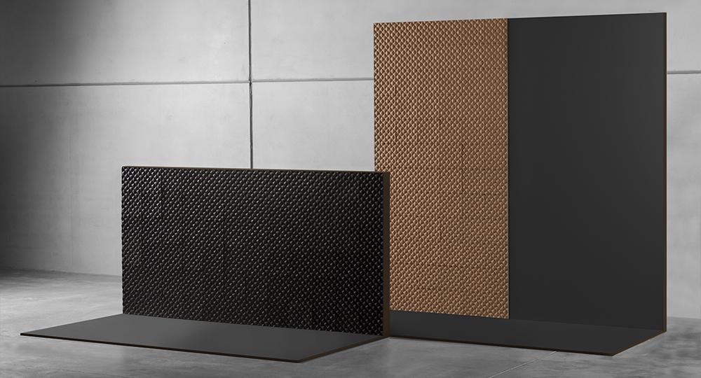 cork accoustic walls, panels eco-friendly minimalist design